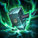 Healing Static Icon