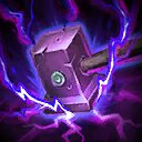 Thunder Burn Icon