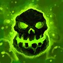 Toxic Gas Icon