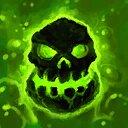 Toxic Gas Icon