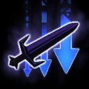 Iceblade Arrows Icon