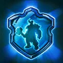Hardened Shield Icon