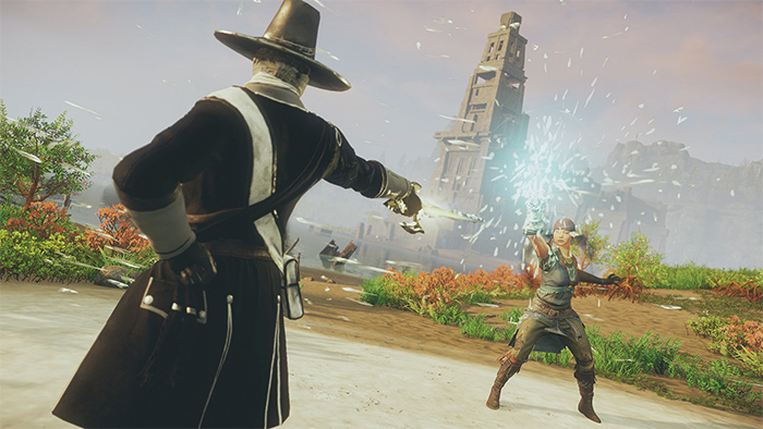 Rapier Weapon in New World
