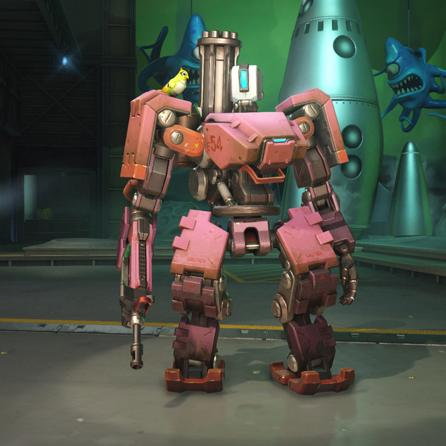 Bastion Dawn Skin