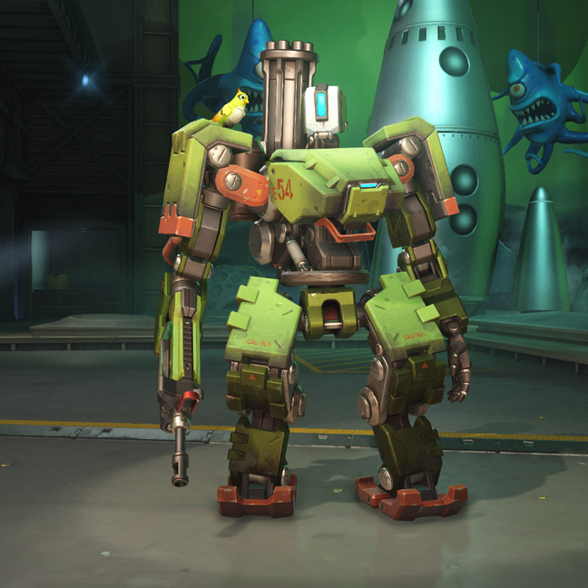 Bastion Meadow Skin