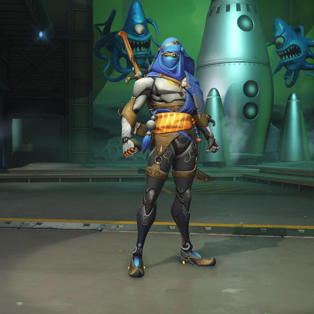 Genji Skins - Overwatch