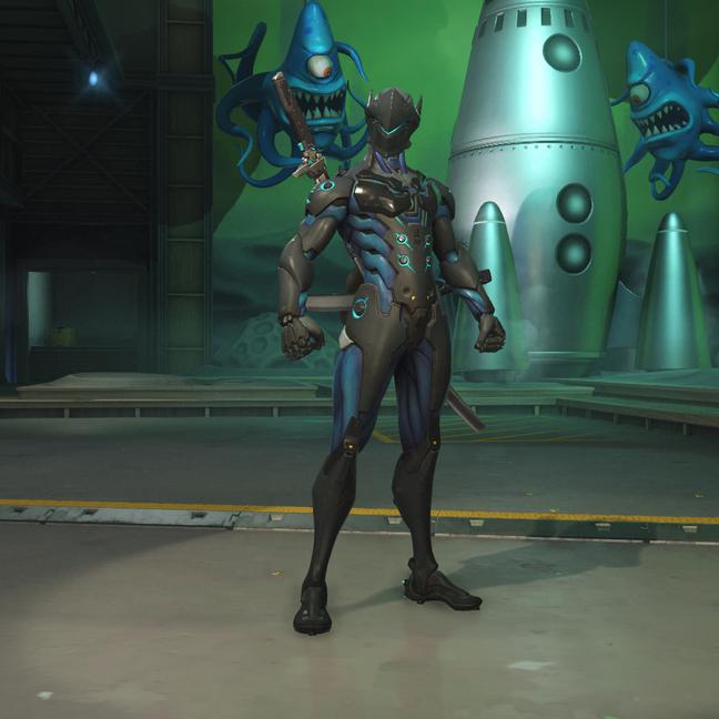 Genji Carbon Fiber Skin