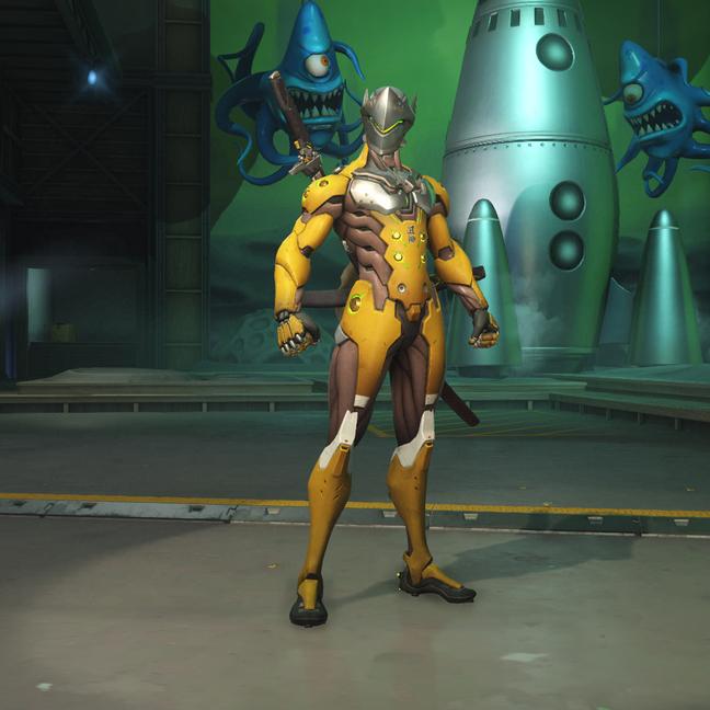 Genji Ochre Skin