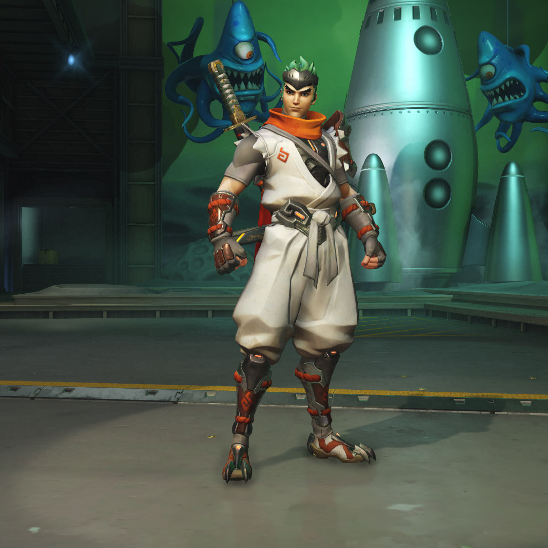 Genji Skins