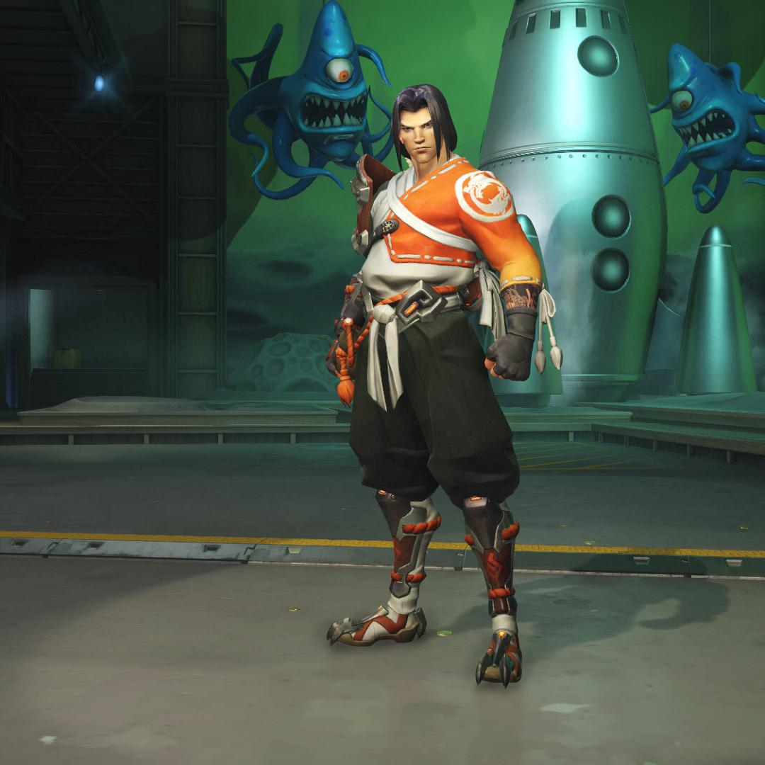 Hanzo Skins  Overwatch