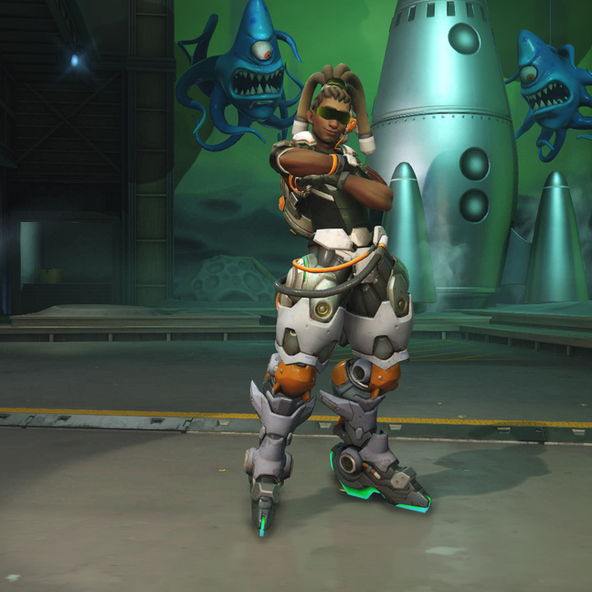 Lúcio Auditiva Skin