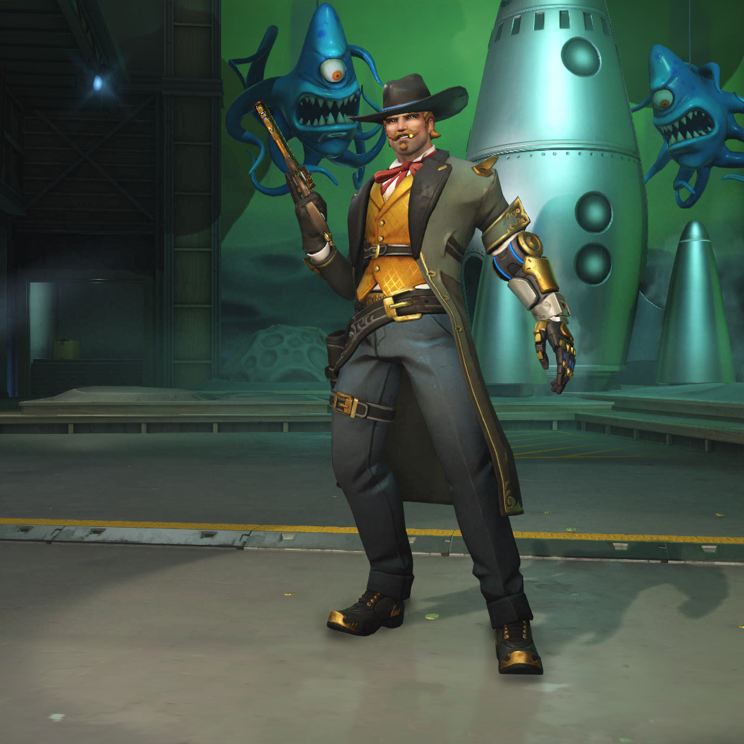 McCree Skins - Overwatch