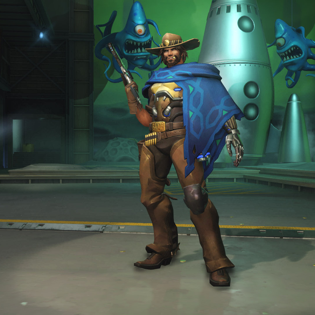McCree Lake Skin