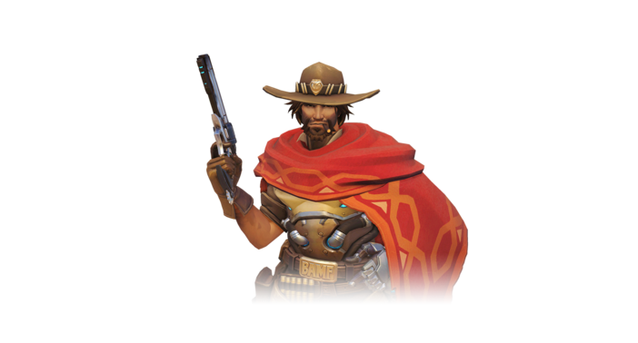 McCree Portrait