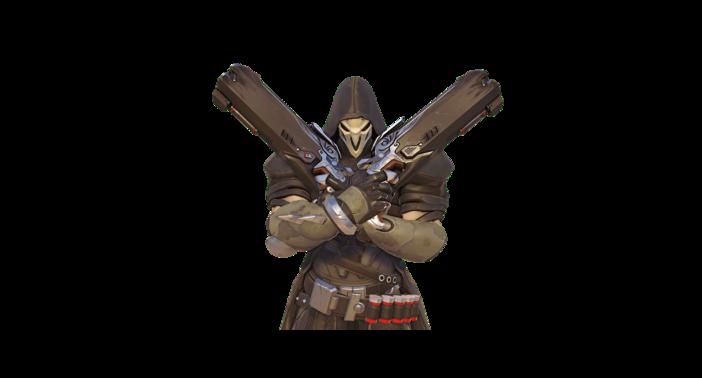 Reaper Portrait