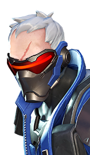 Soldier: 76 Icon