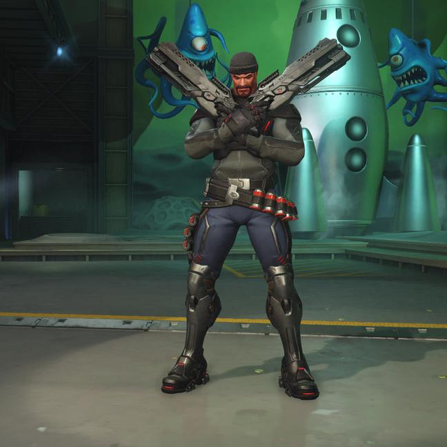 Reaper Blackwatch Reyes Skin