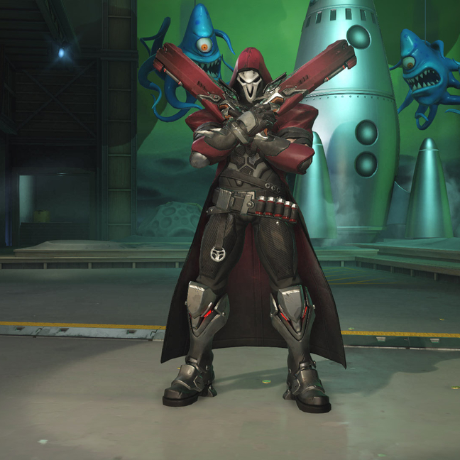 Reaper Blood Skin