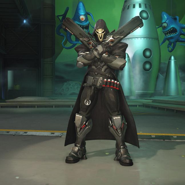 Reaper Classic Skin