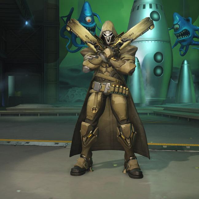 Reaper Desert Skin