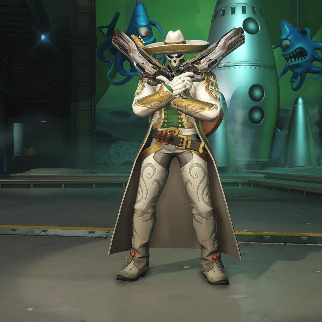 Overwatch sombra x reaper 6