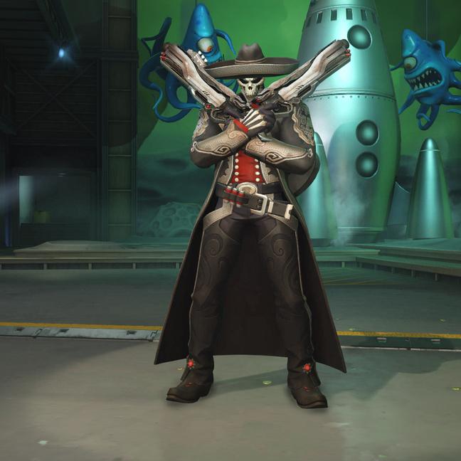 Reaper Mariachi Skin
