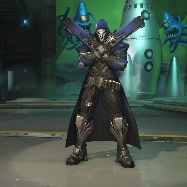 Reaper Midnight Skin