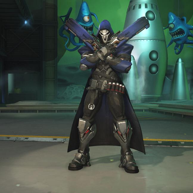 Reaper Midnight Skin