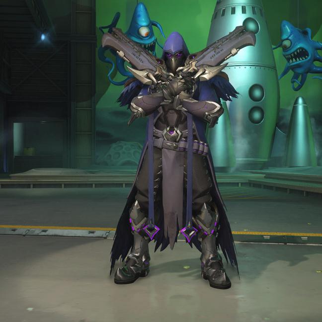 Reaper Nevermore Skin