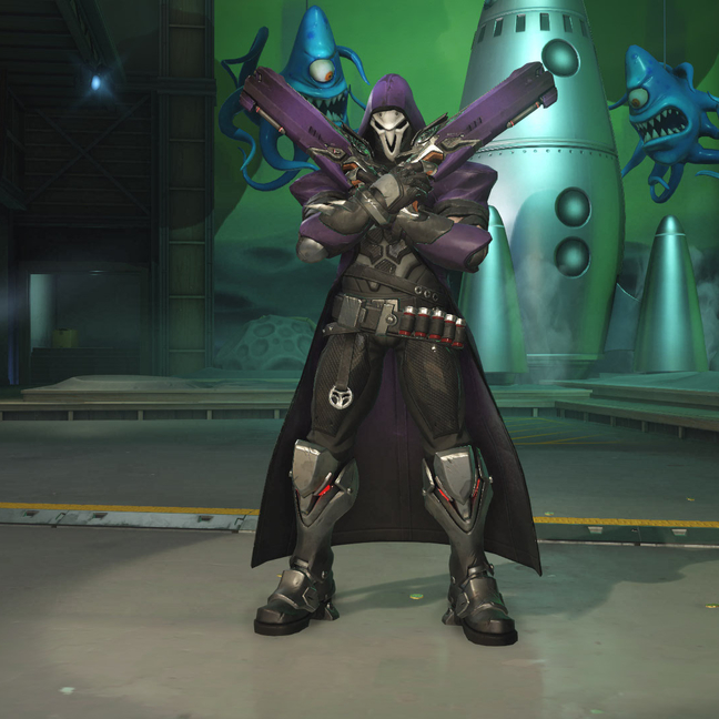 Reaper Royal Skin