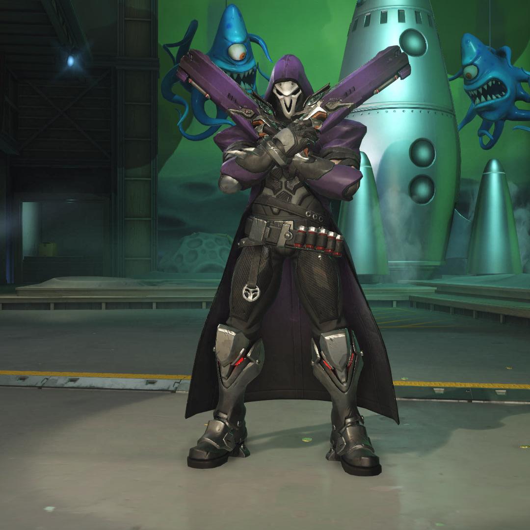 Reaper Skins - Overwatch