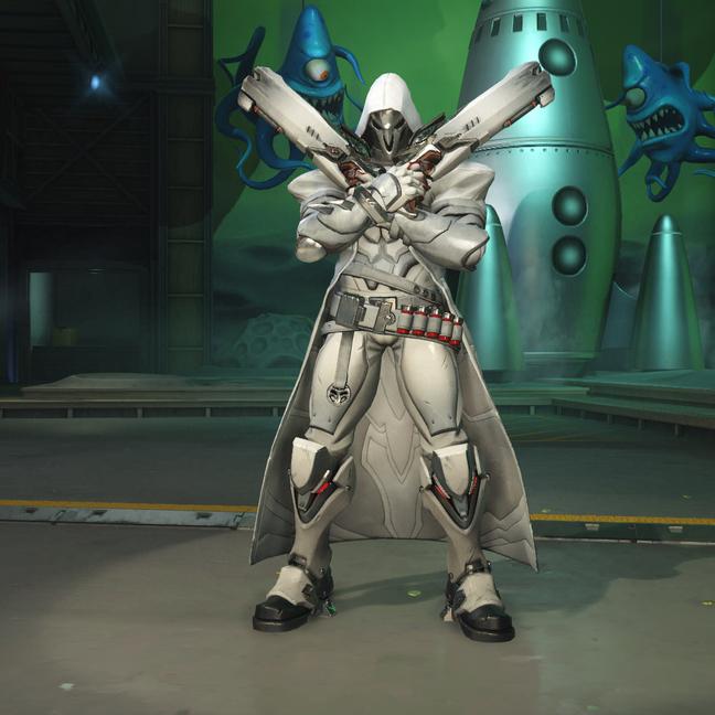 Reaper Wight Skin