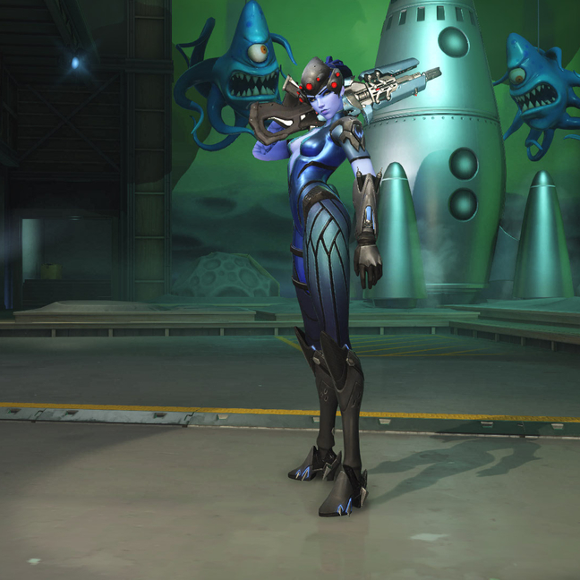 Widowmaker Ciel Skin