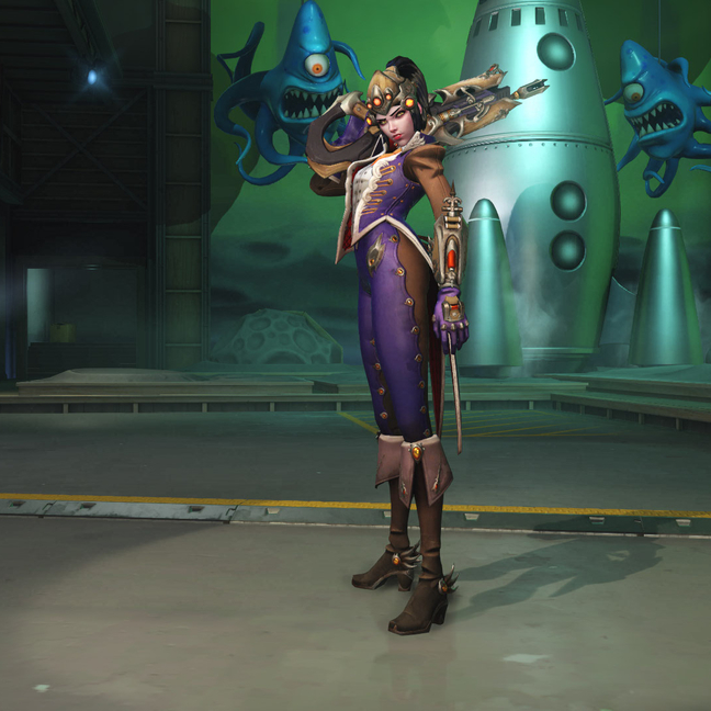 Widowmaker Comtesse Skin
