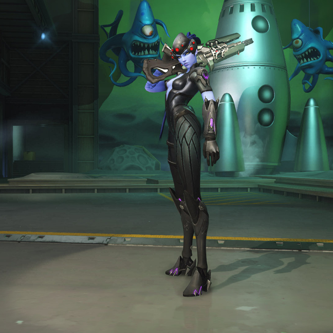 Widowmaker Nuit Skin