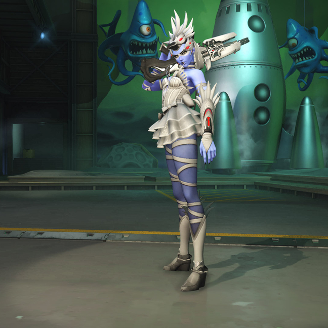 Widowmaker Odette Skin