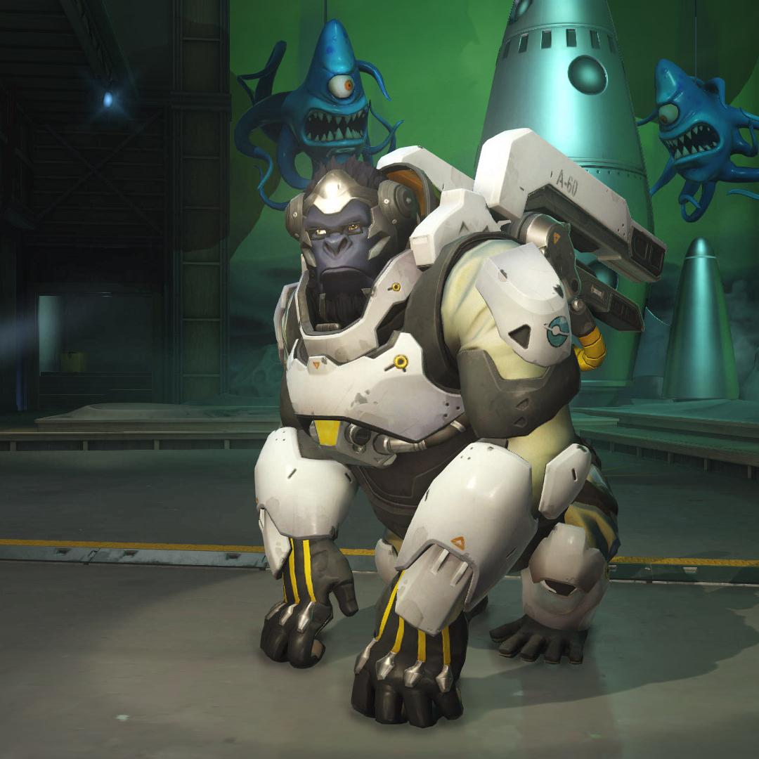 Winston Skins - Overwatch