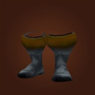 Wolf Fur Boots, Slippers of Mourning, Treads of the Survivor, Blade Cultist Slippers, Trogg-Slayer Boots, Argent Boots Model
