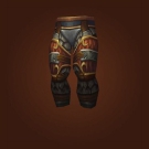 Leggings of Soothing Silence, Wilderness Legguards, Vicious Charscale Legs Model