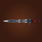 Runeblade of Baron Rivendare, Massacre Sword Model