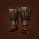Tarnished Fanatic's Warboots Model