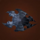 Jagged Obsidian Shield Model