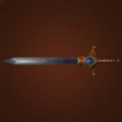 Bone Collector Sword Model