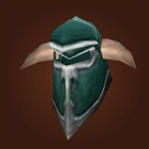 Vindicator's Chain Helm Model