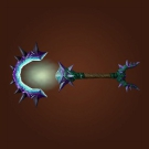 Wrathful Gladiator's Wand of Alacrity Model