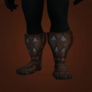 Daggercap Boots, Winterfin Boots, Inscribed Worghide Treads, Flexible Leather Footwraps, Snowfall Reaver Boots, Boots of Internal Strife, Don Soto's Boots, Glacier-Walker's Mukluks Model