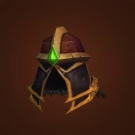 Relentless Gladiator's Kodohide Helm, Relentless Gladiator's Wyrmhide Helm, Relentless Gladiator's Dragonhide Helm Model