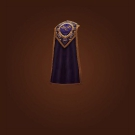 Mantle of Gnomeregan, Cape of Gnomeregan, Shroud of Gnomeregan Model