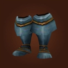 Runic Plate Boots, Icebane Treads Model