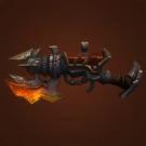 Warmongering Gladiator's Rifle Model